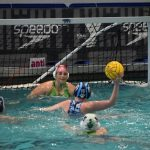 Girls Water Polo beat Windermere 23-3