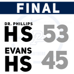DP Hoops Team Victory over Evans to advance to the next round, Denzel Aberdeen scored 19, Abdoulaye Thiam had 17, and Juneau Anicette scored 12.   Next game: Tuesday, 2/25 at home vs. Ocoee at 7 PM
