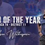 Accolades continue to come in for Men's Basketball, this one is most deserving and one to be very proud of….  Coach Ben Witherspoon is the FACA Coach of the Year for 7A District 11!!!!  AWWWWWW DP!!!