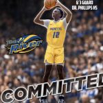 News keeps getting better during this unique time – Abdoulaye Thiam commitments to Indian River State College much deserving to one of DP's top shooting guards of all time!!!