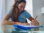 HUGE DAY FOR ANA LUISA COTTA!!! Ana just signed a scholarship to play D1 Water Polo at Mount St. Mary University in Maryland. Much deserving and appreciated, CONGRATS ANA!!,