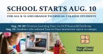 OCPS TO PROVIDE VIRTUAL LEARNING TO ALL STUDENTS AUGUST 10-20
