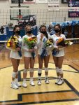 Girls Volleyball- Thank Senior for dedicating 4 amazing years to DP Athletics.  Always cherish the good and hold your head high!!!!  AWWWWW DP