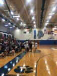 Boys Varsity Basket Regional Championship – Tip-off