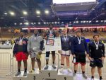 WELCOME To Our Men's Wrestling Champion in the 285 Weight Class – Mr Gerald Greaves!!!!!