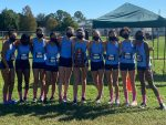 Girls Cross Country – Metro Champs, All Metro Team and Metro Coach of the Year, Congrats to Hannah Claytor, Jasmine Little, Natalie Kaufman & Coach Laura Kirkikis
