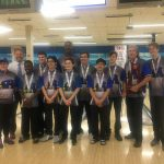 Bowlers place 2nd in State Championship
