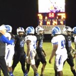 Get on the Darter Express! Darters Win and move on to Play Seminole HS.
