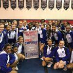 Cheerleaders are #1