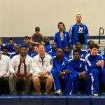 Wrestlers best in District