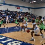 Boy's Basketball continues into playoffs @ Seminole on 2/25