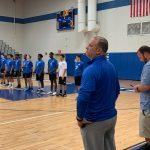 Boy's Volleyball keeps winning at home