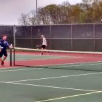West Bend East High School Boys Varsity Tennis finishes 1st place