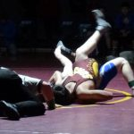 Boys Varsity Wrestling beats Whitefish Bay 58 – 9
