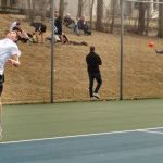 Boys Varsity Tennis beats Port Washington 7 – 0
