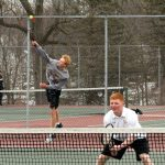 Boys Varsity Tennis beats West Bend West 7 – 0