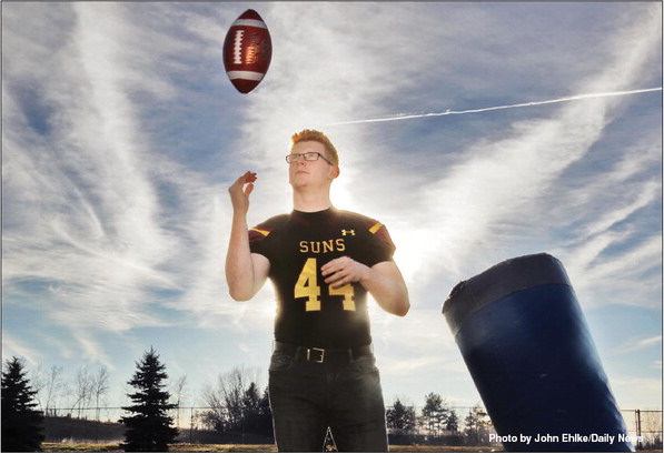 Clark named Defensive Player of the Year