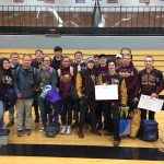 East Wrestling Places 2nd at Sauk Prairie Invitational