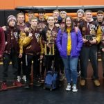 East Wrestling Wins 1st Place at David Cohen Classc