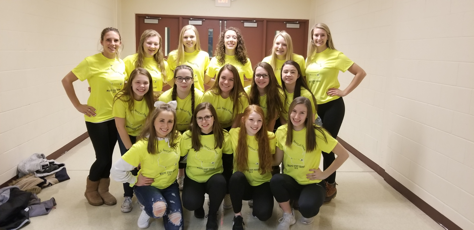 Dance Team earns trip to WACPC State Competition