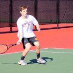 Boys Tennis Wins Cedarburg Quad