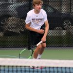 Boys Tennis Falls to Homestead 6-1, Takes Second in Division