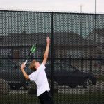 Boys Varsity Tennis Takes 5th at Sectional; Schaetz Qualifies for State