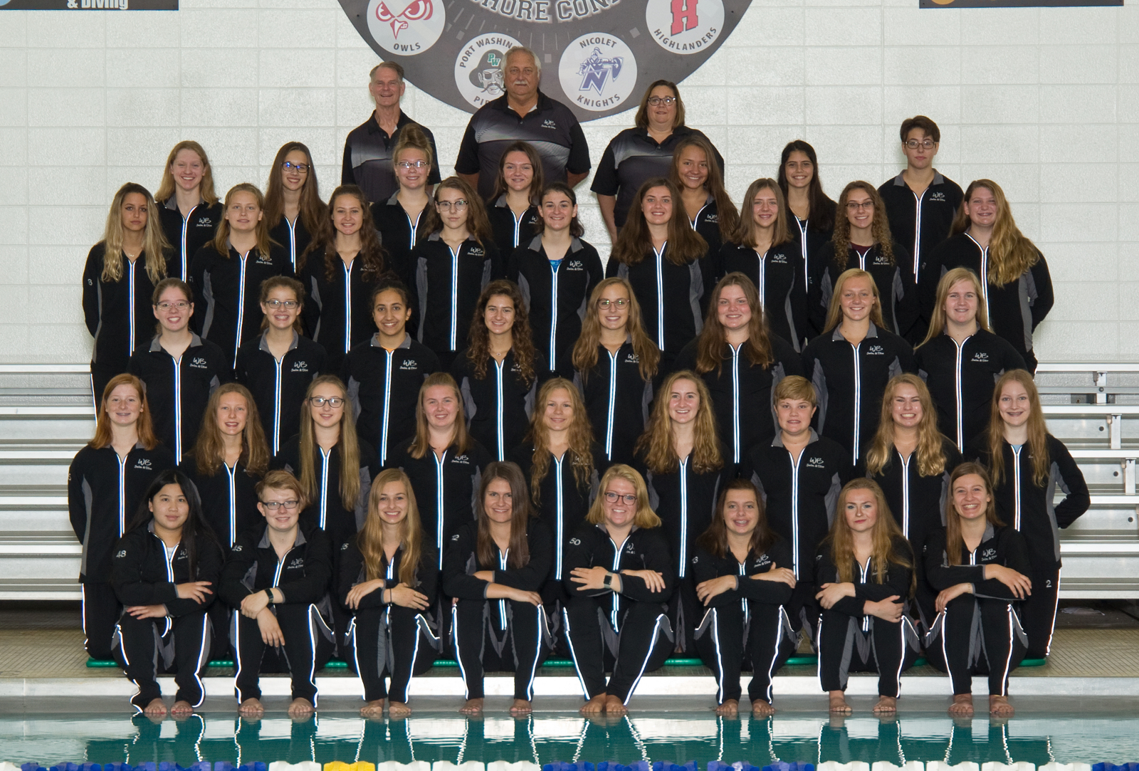 Good Luck to Swim and Dive at Sectionals