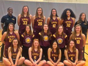 Suns Girls Basketball 2019-20