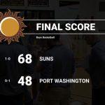 Boys Varsity Basketball beats Port Washington 68 – 48