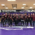 East Wrestling Wins the Midstates Championship