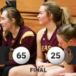 Girls Varsity Basketball beats Port Washington 65 – 25