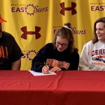 Alison Klostermann signs with Carroll University