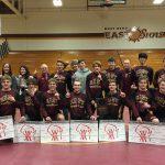 Wrestling wins Regional Championship!