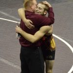 Coach Henschel is NSC Coach of the Year/Cayden Henschel is NSC Wrestler of the Year