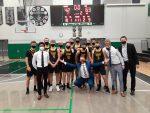 Boys Varsity Basketball beats Port Washington 63 – 42