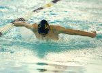 Boys Varsity Swimming falls to Hartford Union 96 – 85