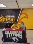 Jake Lavanway Signs with UW Oshkosh