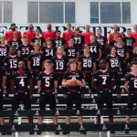 Varsity Football finishes season at 8-3 and Region Champs