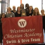 Girl's Swimming wins 6A/7A State Championship