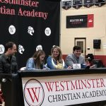 Hastings Gray signs with Berry College