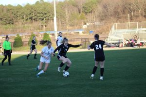 Varsity Girls Soccer vs JP2 (02/27/20)