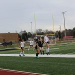 Varsity Girls Soccer vs Athens (3/3/2020)