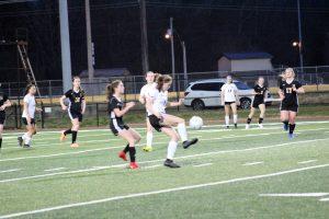 Varsity Girls Soccer vs Athens (3/3/2020)