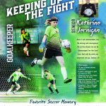 Girls Varsity Soccer Feature: Kathrine Jernigan
