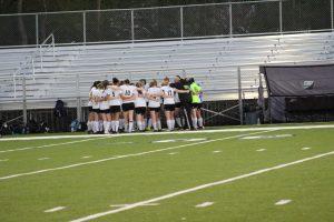 Varsity Girls Soccer vs Mars Hill (3/10/20)