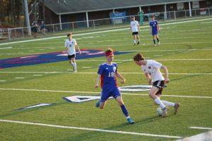 Varsity Boys Soccer vs Mars Hill (3/10/20)