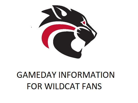 Important Gameday information