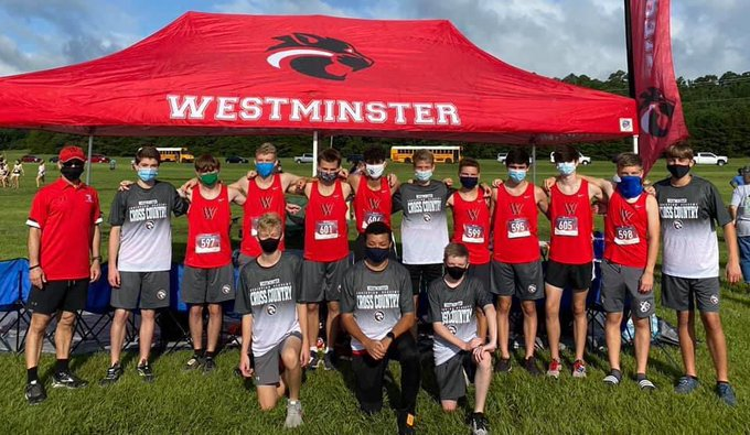 Boys Cross Country – Black and Gold Classic