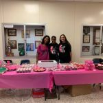 Volleyball Hosts Pink Out Match